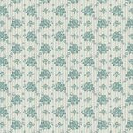 Tilda Fat Quarter Emily Teal