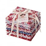 Tilda Fat Quarter Bundle, Candy Bloom, LIMITED