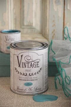 Jeanne d'Arc Living Paint Old Turquoise