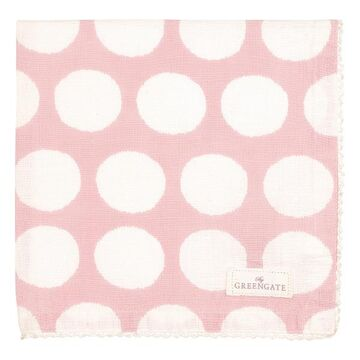 Greengate Stoffserviette Aura peach