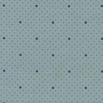 Au Maison Stoff Dottie Dot-Ice Green