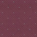 Au Maison Stoff Dottie Dot-Ginger Red
