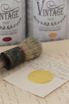 Jeanne d'Arc Living Paint Warm yellow