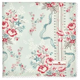 Greengate Stoffserviette Betty mint