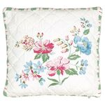Greengate Quilt-Kissenhülle Donna white w/embroidery 40 x...