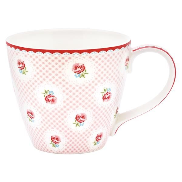 Greengate Tasse (Mug) Tammie pale pink