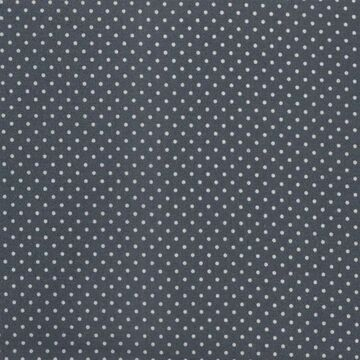 Au Maison Stoff Dots Midnight Blue