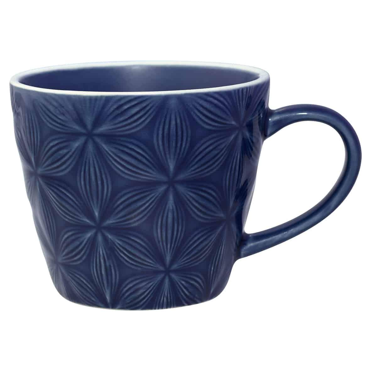 Greengate Tasse (Mug) Kallia dark blue