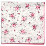 Greengate Papier-Servietten gross Flora white