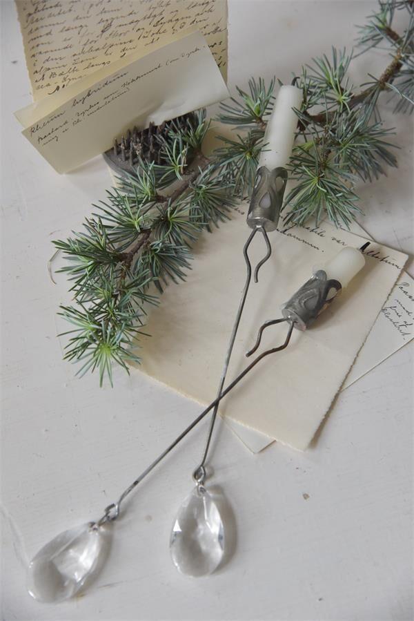 Weihnachtsbaum kerzenhalter silber europ ische weihnachtstraditionen - Tannenbaum kerzenhalter ...